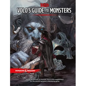 Dungeons & Dragons: Volo's Guide to Monsters (Fifth Edition)