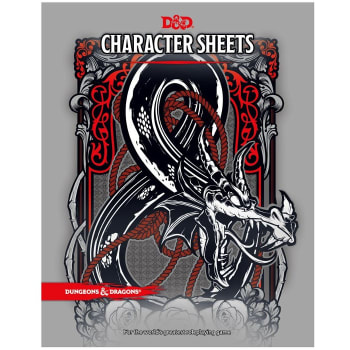 Dungeons & Dragons: Character Sheets (Fifth Edition)
