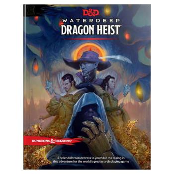 Dungeons & Dragons: Waterdeep Dragon Heist (Fifth Edition)