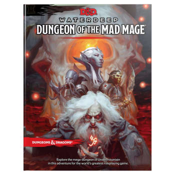 Dungeons & Dragons: Waterdeep: Dungeon of the Mad Mage (Fifth Edition)