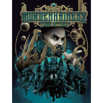 Dungeons & Dragons: Mordenkainen's Tome of Foes (Limited Edition) (Fifth Edition)