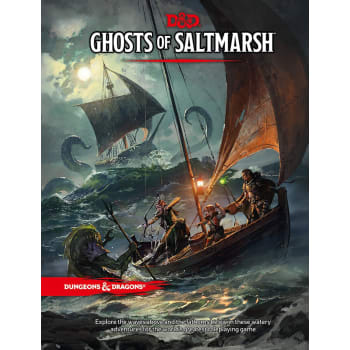 Dungeons & Dragons: Ghosts of Saltmarsh (Fifth Edition)
