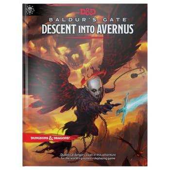 Dungeons & Dragons: Baldur's Gate: Descent Into Avernus (Fifth Edition)