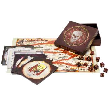 Dungeons & Dragons: Baldur's Gate: Descent Into Avernus Dice & Miscellany Set