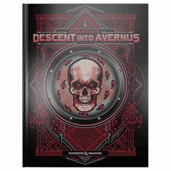 Dungeons & Dragons: Baldur's Gate: Descent Into Avernus Alternate Cover