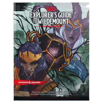 Dungeons & Dragons: Explorer's Guide to Wildemount (Fifth Edition)