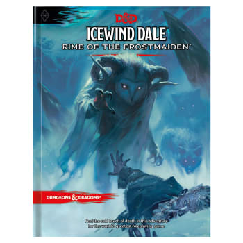 Dungeons & Dragons: Icewind Dale: Rime of the Frostmaiden (Fifth Edition)