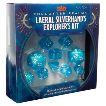 Dungeons & Dragons: Forgotten Realms Laeral Silverhands Explorers Kit (Fifth Edition)