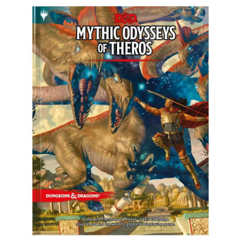 Dungeons & Dragons: Mythic Odysseys of Theros (Fifth Edition)