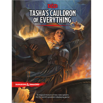 Dungeons & Dragons: Tasha's Cauldron of Everything (Fifth Edition)