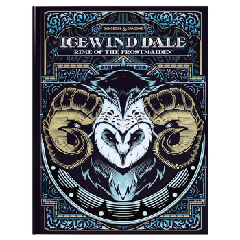 Dungeons & Dragons: Icewind Dale: Rime of the Frostmaiden - Alternate Cover (Fifth Edition)