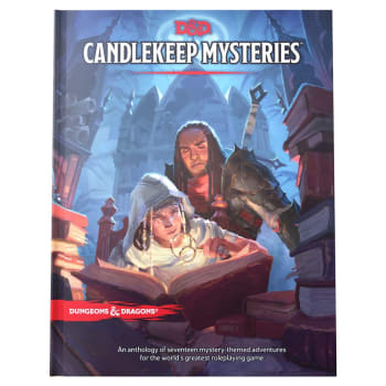 Dungeons & Dragons: Candlekeep Mysteries (Fifth Edition)