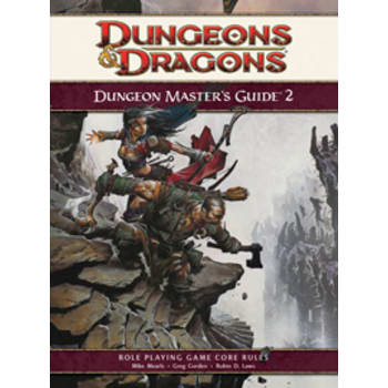 Dungeon Master's Guide 2 - Dungeons and Dragons 4th Edition