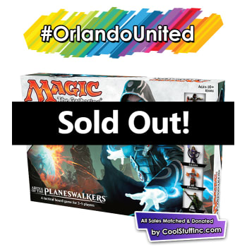 Magic the Gathering: Arena of the Planeswalkers #OrlandoUnited