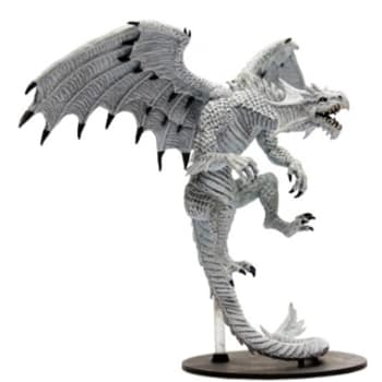 Gargantuan White Dragon (Figure Only)