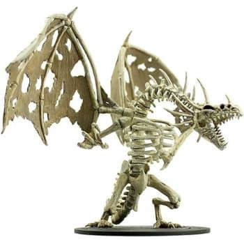 Pathfinder Battles: Skull & Shackles Gargantuan Skeletal Dragon Promo