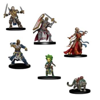 Pathfinder Battles: Iconic Heroes Box Set I
