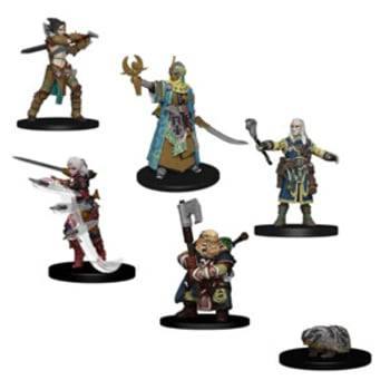 Pathfinder Battles: Iconic Heroes Box Set II
