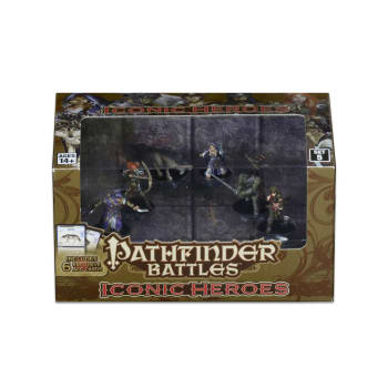 Pathfinder Battles: Iconic Heroes Box Set V
