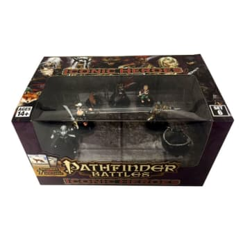 Pathfinder Battles: Iconic Heroes Box Set VI