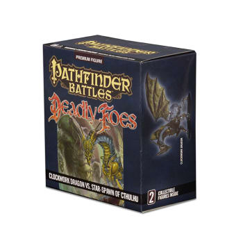 Pathfinder Battles: Deadly Foes Case Incentive