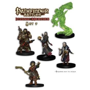 Pathfinder Battles: Iconic Heroes Box Set VII