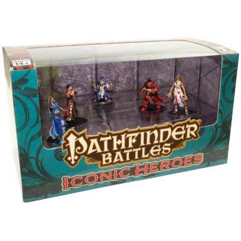 Pathfinder Battles: Iconic Heroes Box Set VIII