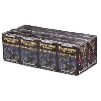 Pathfinder Battles: Crown of Fangs Standard Booster Pack