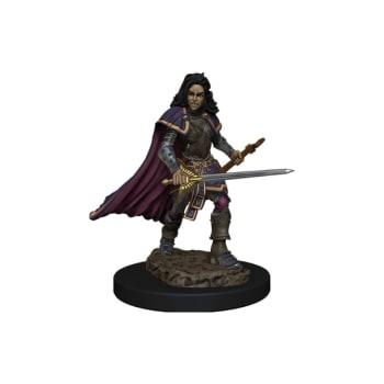 Pathfinder Battles: Premium Painted Figure - Human Bard Female