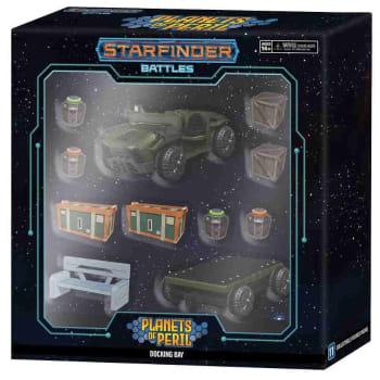 Starfinder Battles: Planets of Peril Docking Bay Premium Set