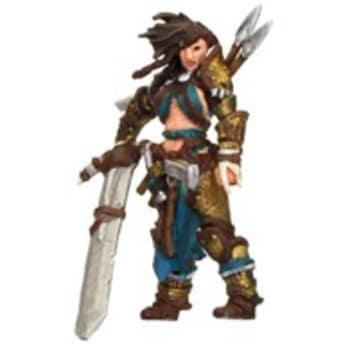 Amiri, Human Barbarian - 39
