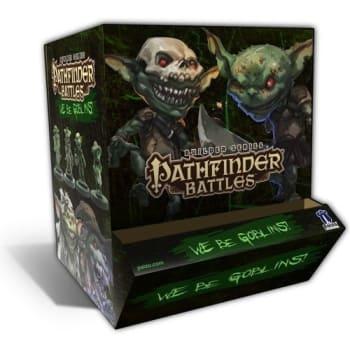 Pathfinder Battles Builder Series: We Be Goblins - Gravity Feed Display