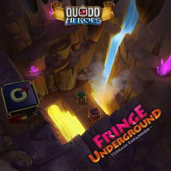 Quodd Heroes: Fringe Underground Expansion