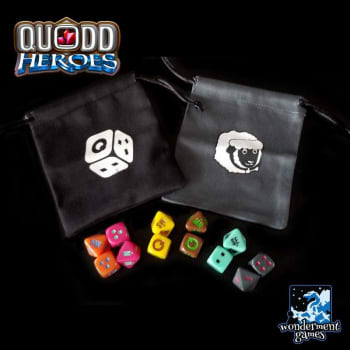Quodd Heroes: Dice Add-On Pack