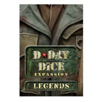 D-Day Dice: Legends Expansion