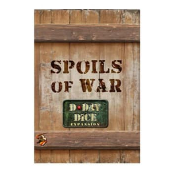D-Day Dice: Spoils of War Expansion