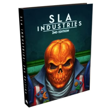 SLA Industries RPG: Second Edition