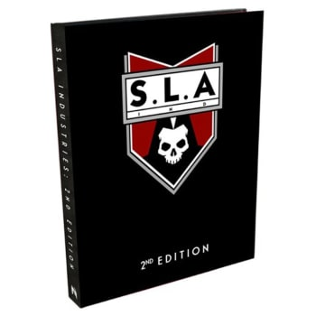 SLA Industries RPG: Second Edition - Special Retail Edition