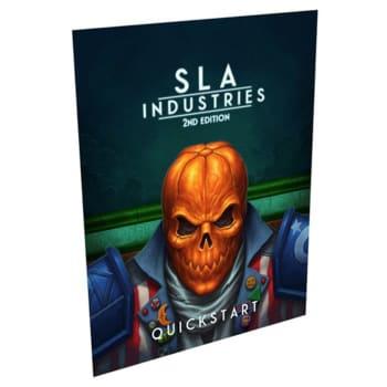 SLA Industries RPG: Second Edition - Quickstart
