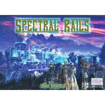 Spectral Rails Board Game