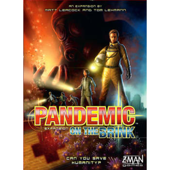 Pandemic: On the Brink Expansion (2013 Edition)