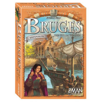 Bruges: The City on the Zwin Expansion