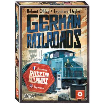 Russian Railroads: German Railroads Expansion