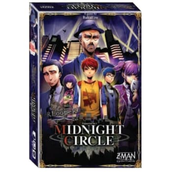 Tragedy Looper: Midnight Circle Extension