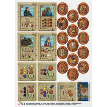 The Voyages of Marco Polo: The New Characters Mini-Expansion