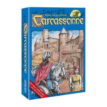 Carcassonne (Old Version)