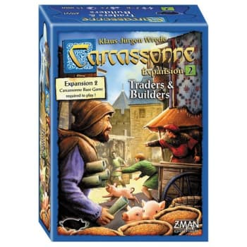 Carcassonne Expansion 2: Traders & Builders (New Edition)