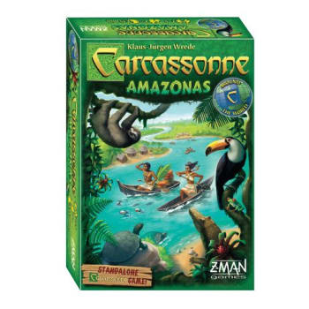 Carcassonne: Around the World: Amazonas