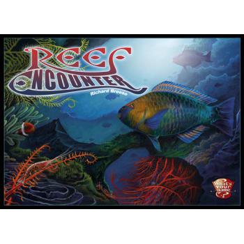 Reef Encounter Board Game