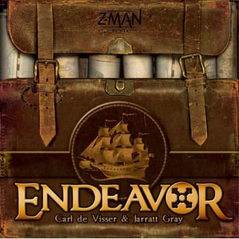 Endeavor Board Game
